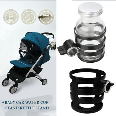Baby Stroller Pram Cup Holder Universal Bottle Drink Water Coffee Bike Bag Nice