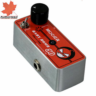 Mooer Baby Bomb 30 a 30 Watt Digital Guitar Power Amp Micro Pedal Size