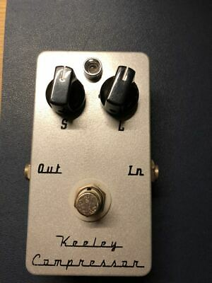 Used Keeley 2-Knob Compressor Pedal