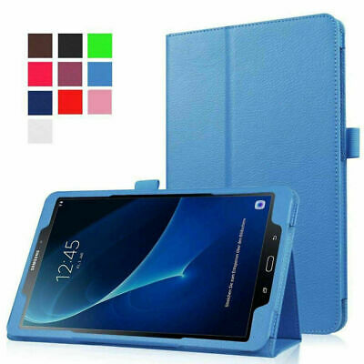 Smart Folding Leather Case For Samsung Tab A T510 / T580 / T380 8.0 / E T560 9.6