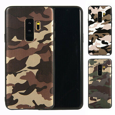 Cool Army Camo Phone Case Cover Camouflage For Samsung Series Phone Accesories