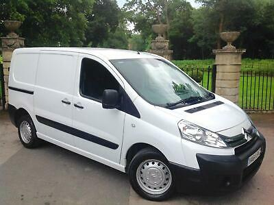 2015 Citroen Dispatch 2.0HDI 125PS 1000 H1 / SWB VAN / ONE OWNER FROM NEW