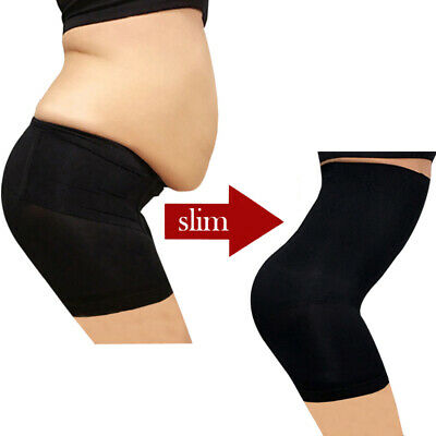 Women Body Shaper Control Tummy Slim Panty Corset High Waist Shapewear Underwear