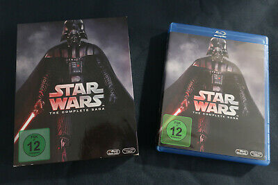 Star Wars Episode 1-6 the complete saga - Blu-Ray - (NEUWERTIG) Komplettbox