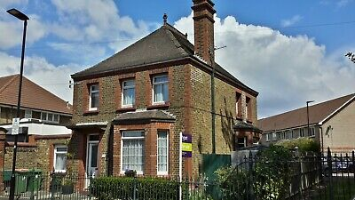 House for sale - LONDON - VICTORIAN DETACHED FREEHOLD - no chain! DOCKLANDS AREA