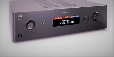NAD C388 Integrated Amplifier with DAC - rrp £1499