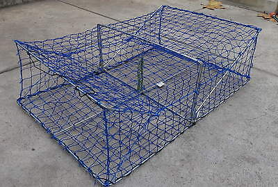 Crab Trap - Large Heavy Duty Rectangular 850 x 550mm