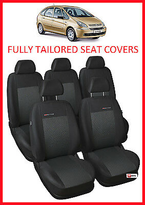 OUTLET # 79   Tailored seat covers for Citroen Xsara Picasso 5 seater