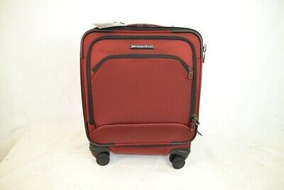 "Briggs & Riley Transcend Commuter Spinner 19"" Crimson"