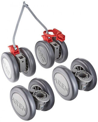 Maclaren Volo/Globetrotter/Triumph Strollers Front and Rear Wheels