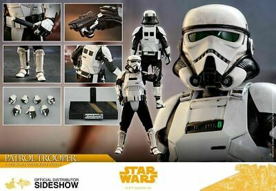 Hot Toys Solo A Star Wars Story MMS494 1/6 Scale Patrol Trooper Figure
