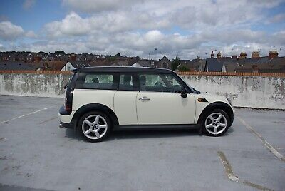 Mini Cooper Clubman Estate with long MOT