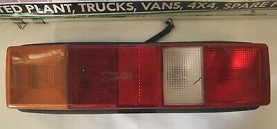 FORD TRANSIT TIPPER MK8 2013 ON REAR TAIL LIGHT LAMP RIGHT HAND SIDE