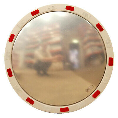 Convex Traffic Mirror Reflector Durable Security 450mm