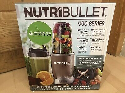 NutriBullet Pro 900 Series NBLP9 Blender Juice Smoothie Maker (French)