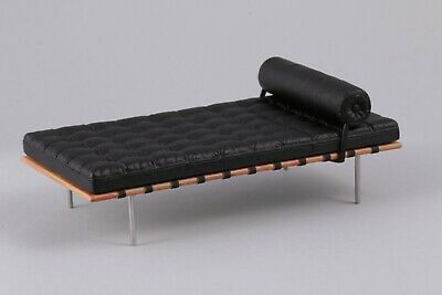 1x Mid century Modern Dollhouse Lounge Couch By Reac 1:12 Scale Design Interior