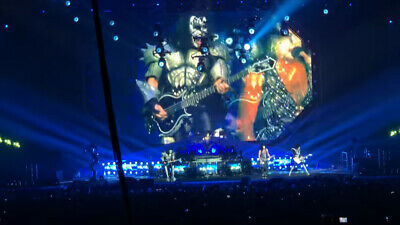 KISS  DVD Live July 11, 2019 at O2 Arena London, England  END OF THE ROAD TOUR