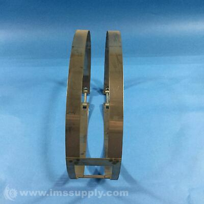 """Band Heater Element Clamp, 10"""" Length X 8"""" Width Usip"""