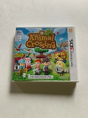 Animal Crossing New Leaf (Nintendo 3DS) Game In Case