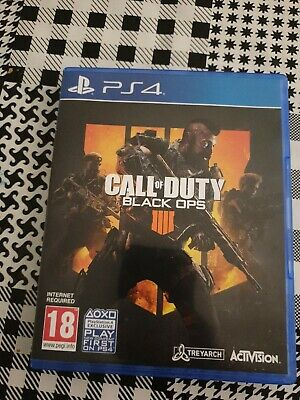 Call of Duty Black Ops 4 (PS4) - PRE-OWNED - QUICK DISPATCH - FREE DELIVERY