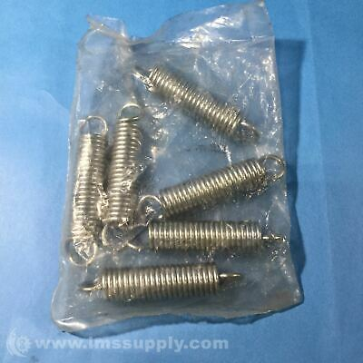 76 Extension Spring, Bag Of 6 Fnfp