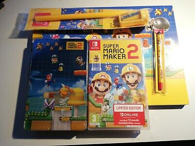 super mario maker 2 switch limited edition
