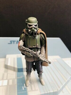 Star Wars Han Solo Story Mint & Loose  Action Figure Mimban Stormtrooper