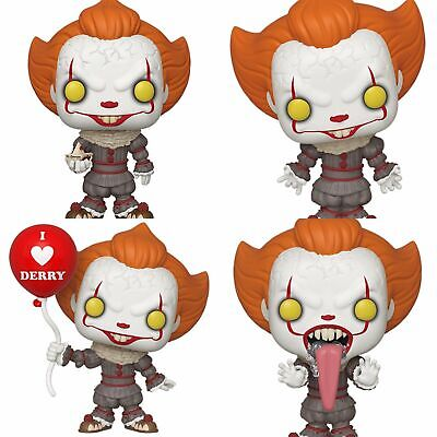 It: Chapter 2 PENNYWISE Funko Pops. IN STOCK. NEW. MINT