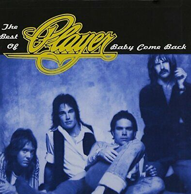 PLAYER - Baby Come Back: Best Of Player - CD - Original Recording Remastered NEW