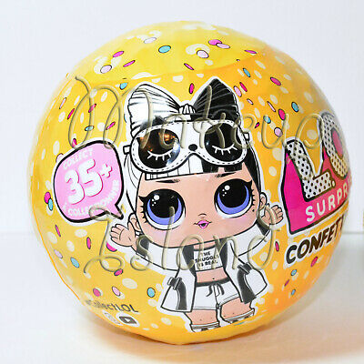 LOL Surprise CONFETTI POP Ball DOLL! SERIES 3, WAVE 2 Big Sister *NEW* SEALED!