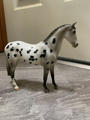 Classic Breyer Horse #720036 Let's Have A Picnic Leopard Appaloosa Jet Run