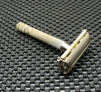 Vintage 1951 Gillette Super Speed Double Edge Safety Razor