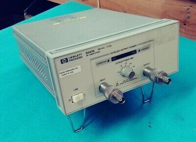 Hewlett Packard 8347A RF Amplifier