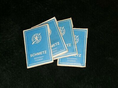 Schmetz Sewing Machine Needles NM:  140  SIZE:  22/054  System UOX113 GS SES