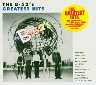 |150855| B-52's (The) - Time Capsule : Songs For A Future [CD] Neuf