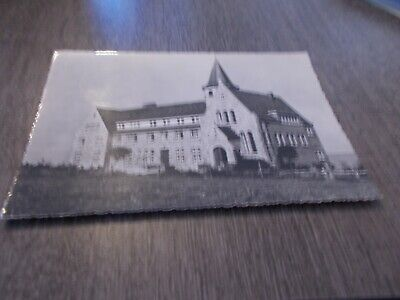 Carte Postale  Manuscrite Monastere Saint Remacle Wavreumont Stavelot