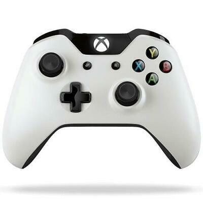 Xbox One Wireless Controller - Sunset Overdrive Snow Storm White without 3.5mm