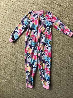 My Little Pony All In One Sleepsuit Age 4-5 Years