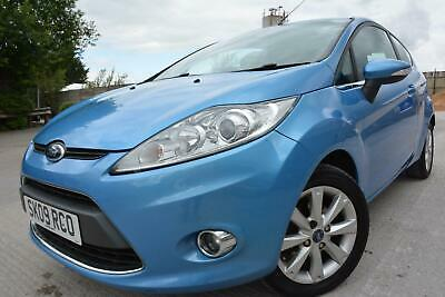 2009 09 Ford Fiesta Zetec 1.4 3 Door*Low Mileage*History*Long Mot*Alloys*Air Con