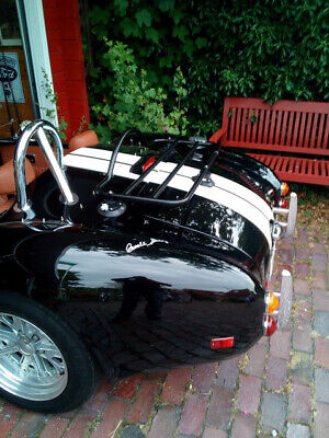 AC Cobra Trunk | Boot | Luggage Rack ; No Clamps No Brackets =  No Damage