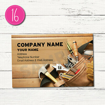 150 Personalised Business Cards - Customise & Create Your Own - Design 16