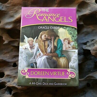 SAINTS AND ANGELS Oracle Cards Mary Queen Of Angels Book By