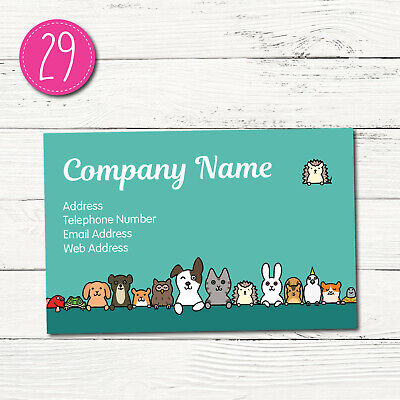 150 Personalised Business Cards - Customise & Create Your Own - Design 29