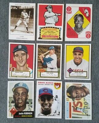 2019 Topps Series 2 Iconic Card Reprints Inserts Complete Your Set Free Shipping