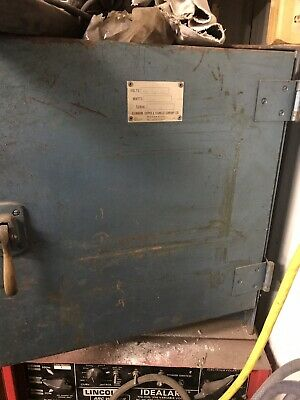 Welding Rod Oven Large UK made