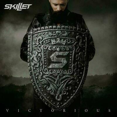SKILLET VICTORIOUS CD (Released AUGUST 2nd 2019)