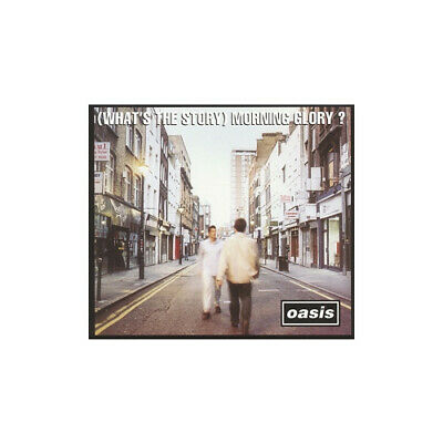 (What's the Story) Morning Glory? CD Oasis