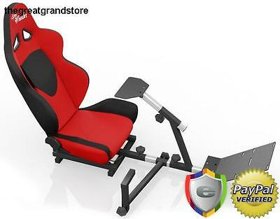 GAME DRIVING CHAIR Advanced Racing Cockpit Gaming Seat Simulator Playseat  Gear