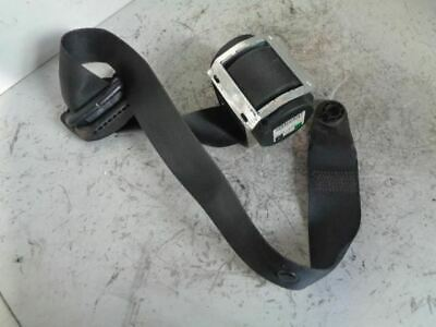 Discovery 3 Seat Belt Black Off Side Front Land Rover 2004 to 2009 Type 2
