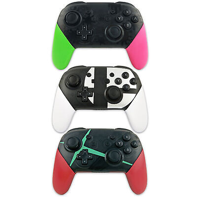 For Nintendo Switch Pro Controller Super Smash Bros Ultimate Edition Gamepad New